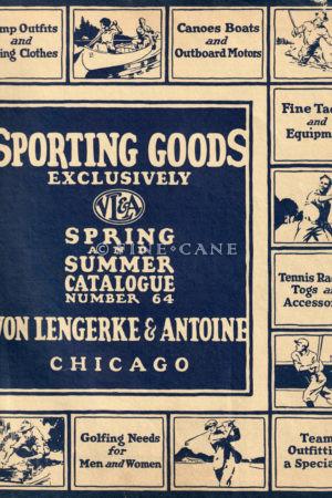 1924 VL&A Catalog Cover