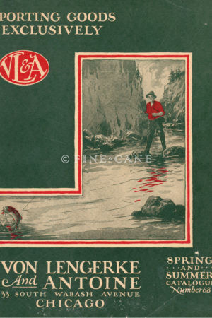 1926 VL&A Catalog Cover