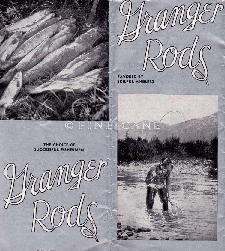 1939 Goodwin Granger Catalog Cover