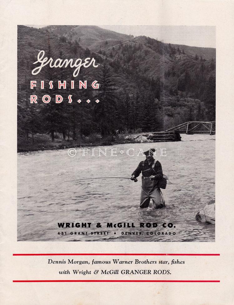 1947 Wright McGill Catalog Cover