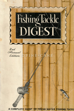 1948 Fishing Tackle Digest Cover