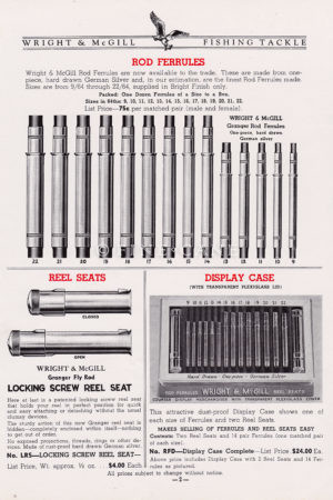 1948 Wright McGill Catalog pg2