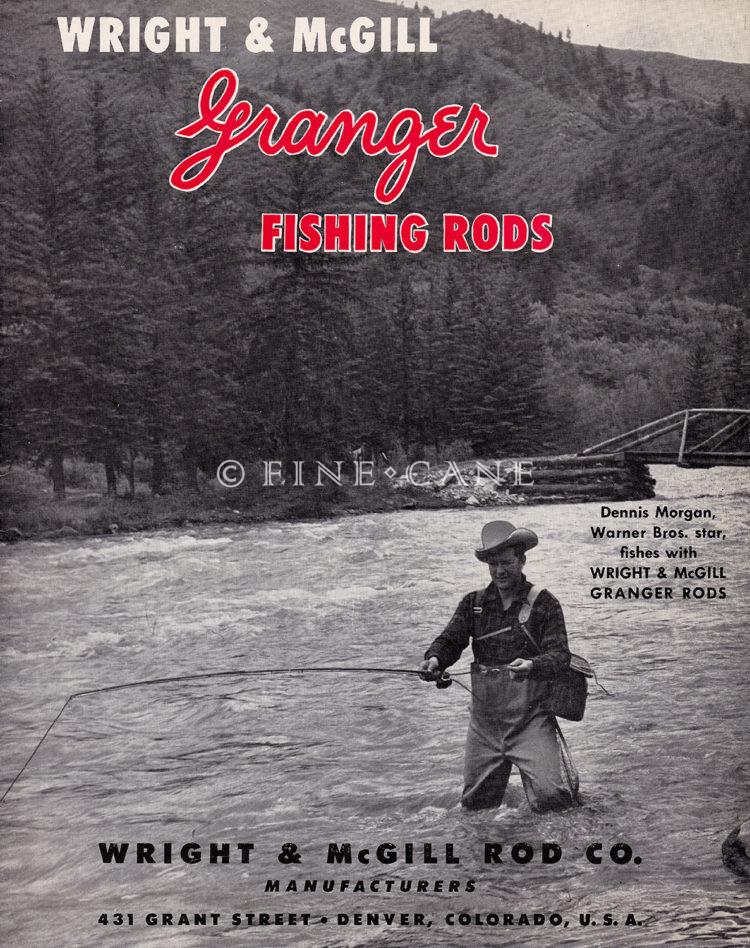 1949 Wright McGill Catalog Cover