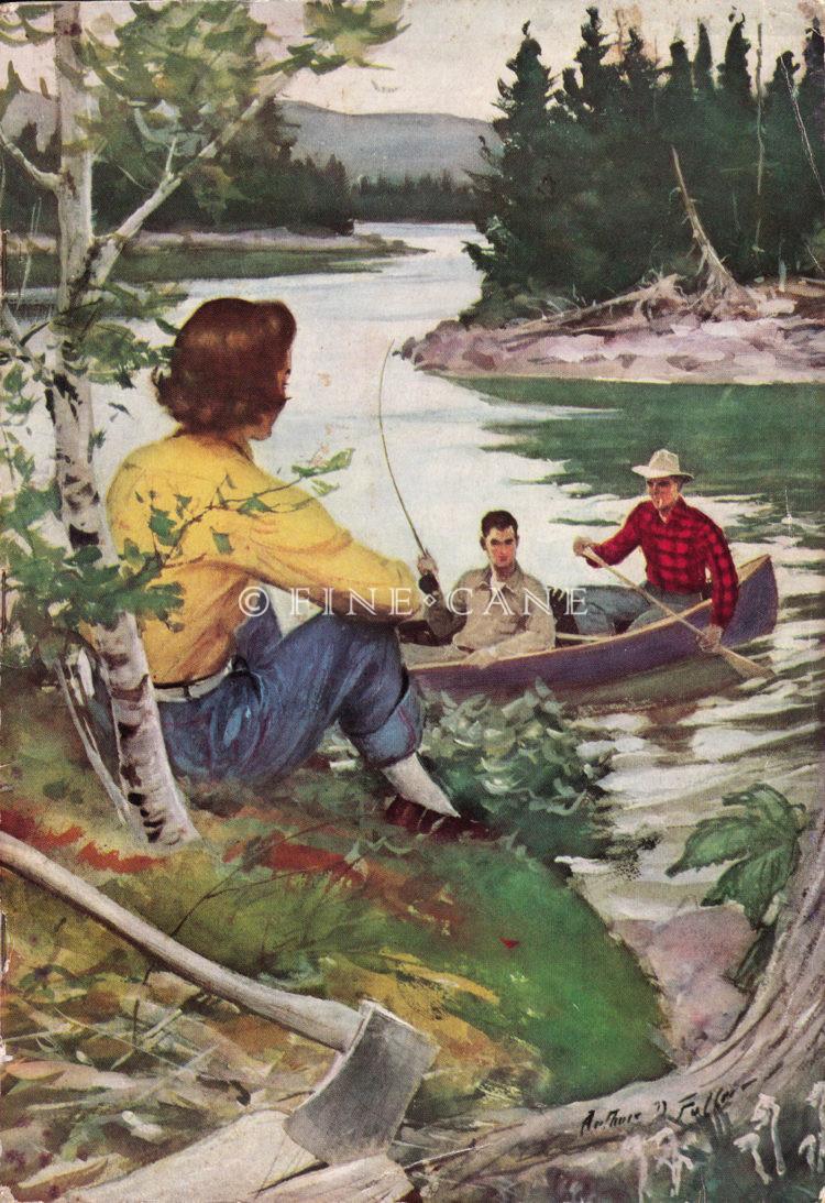 1950 VL&A AF Catalog Cover