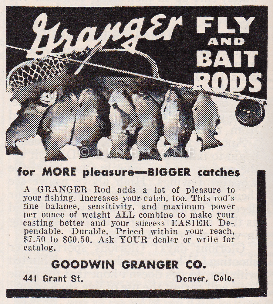 April 1936 Field and Stream