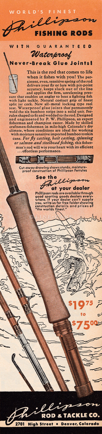 April 1950 Sports Afield Ad
