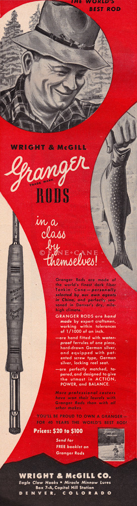 May 1949 Field and Stream Ad