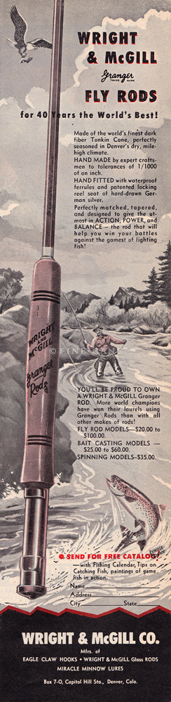 May 1950 Outdoor Life Ad