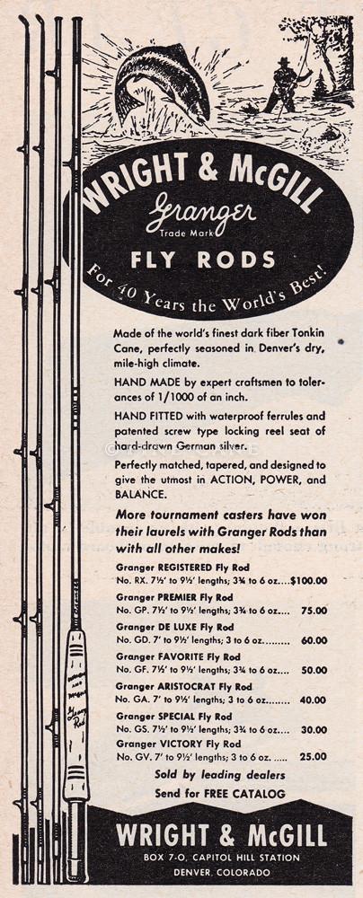 1950 W&M Ad