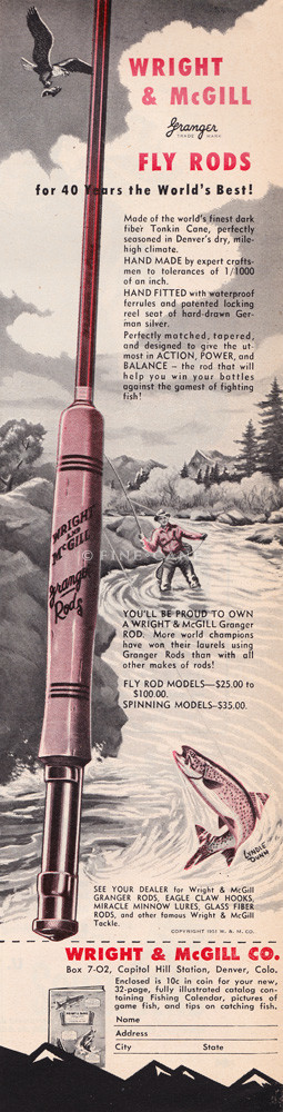 May 1951 Outdoor Life Ad