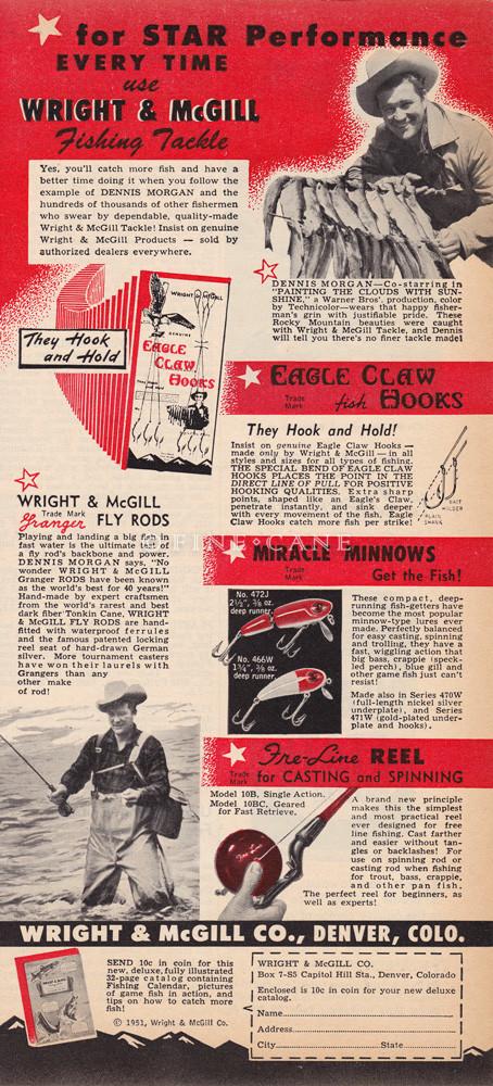 1951 W&M Ad