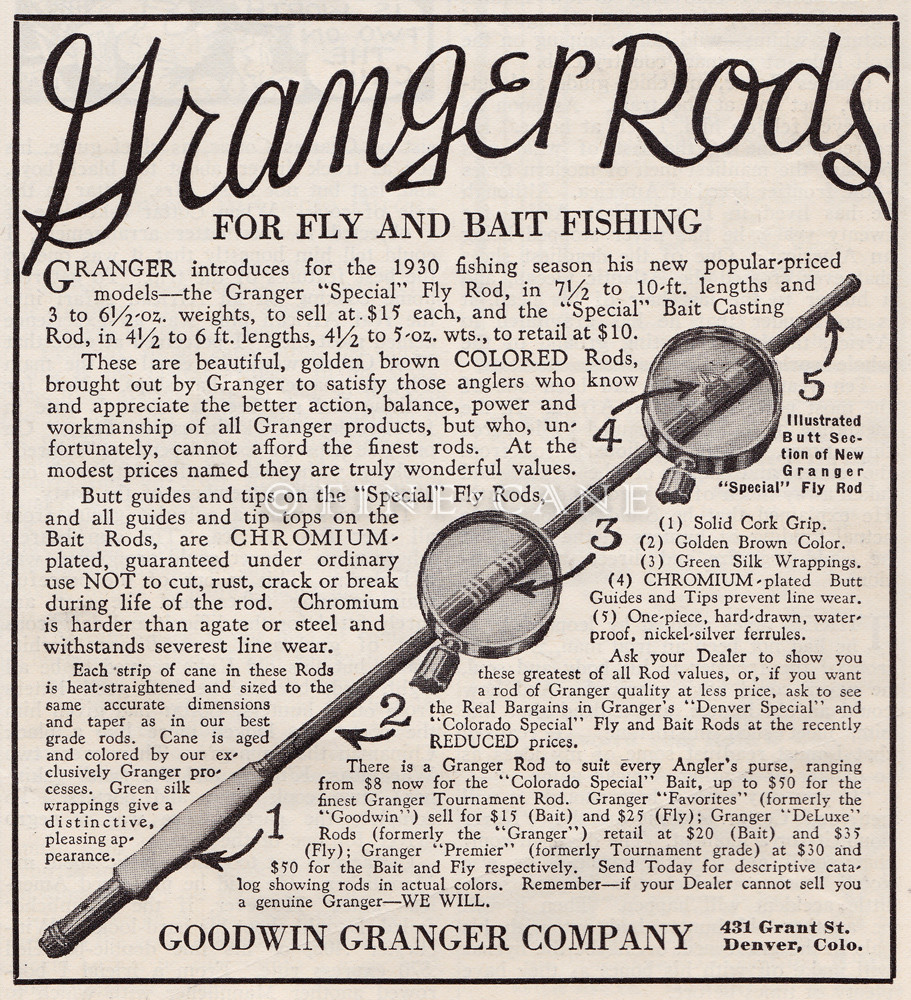 March 1930 Outdoor Life Ad