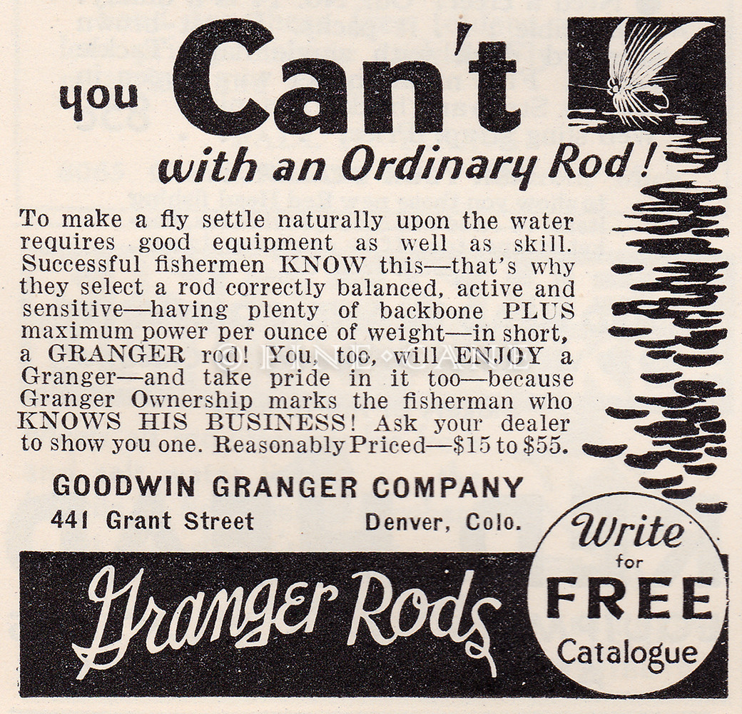 May 1932 Field & Stream Ad
