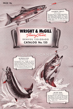 1951 Wright McGill Catalog Cover