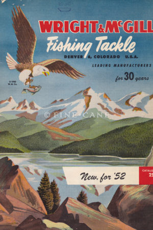 1952-1 Wright McGill Catalog Cover