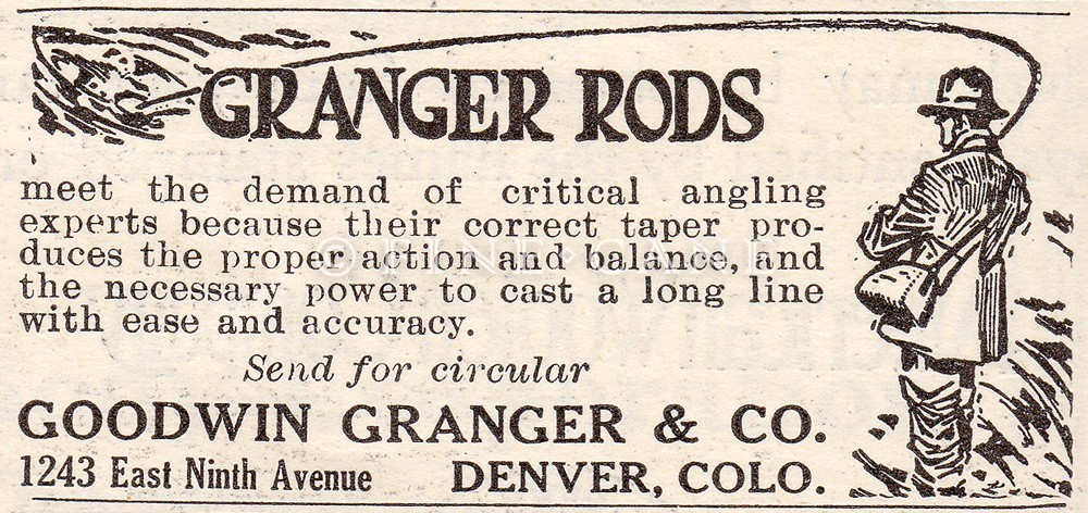 April 1921 Outers Recreation Ad