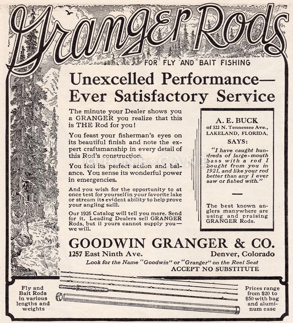 April 1926 Outdoor America Ad