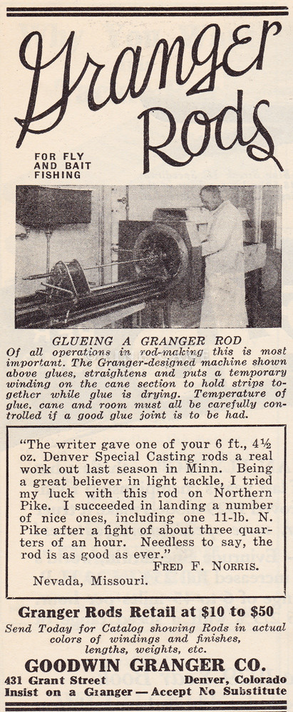 April 1929 Outdoor Life Ad