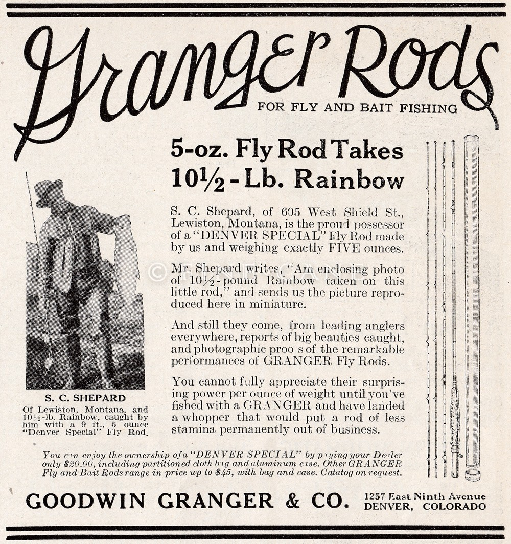 May 1925 Outdoor America Ad