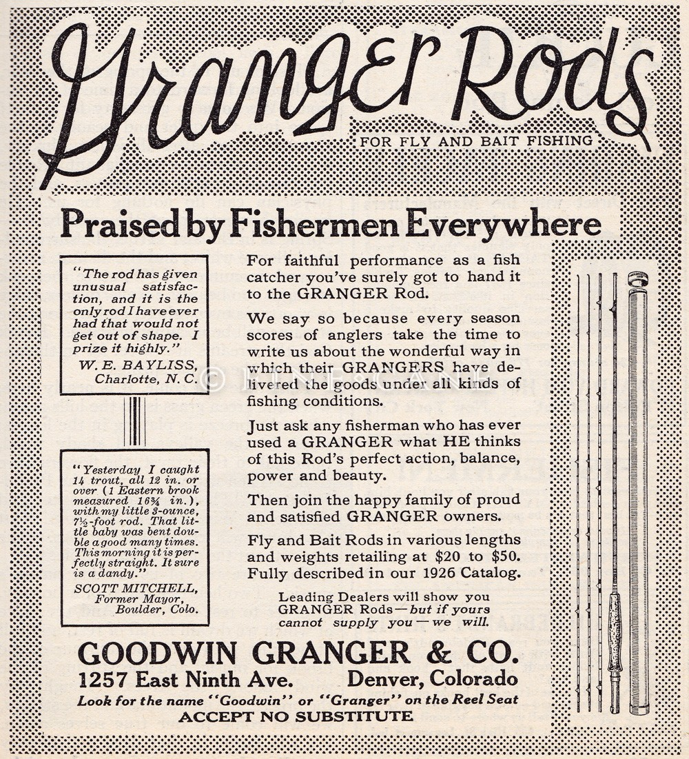 May 1926 Outdoor America Ad