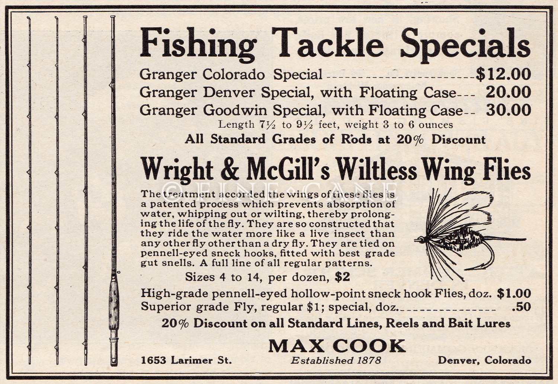 May 1926 Outdoor Life Ad