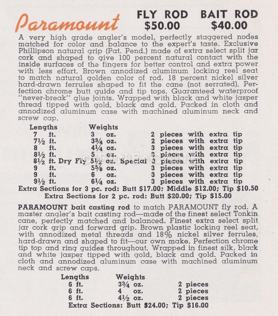 1950 Phillipson Paramount