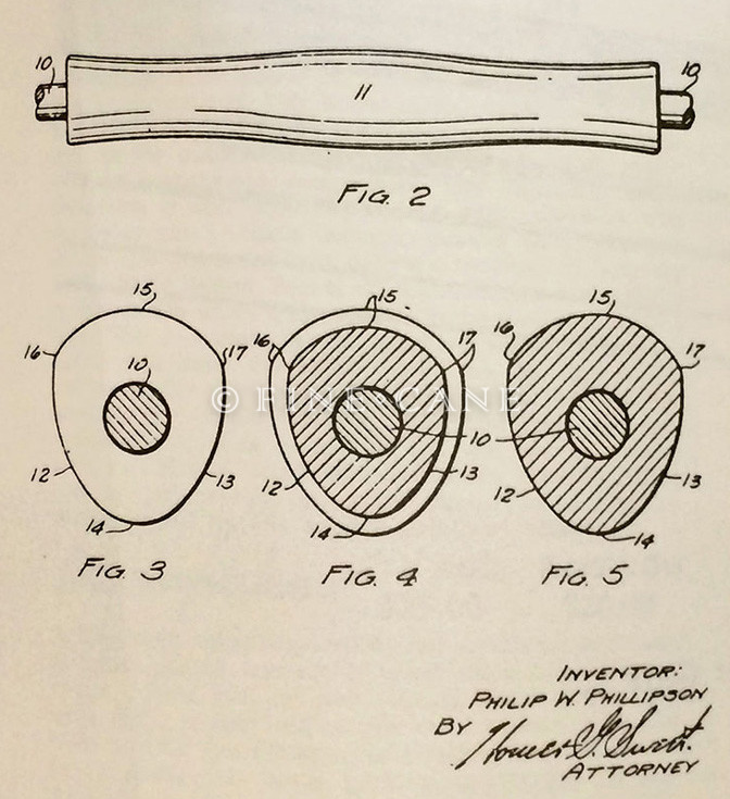 Phillipson Natural Grip Patent