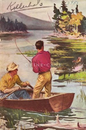 1951 VL&A AF Catalog Cover