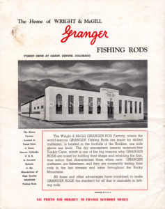 Early 1948 WM Catalog Back Cover