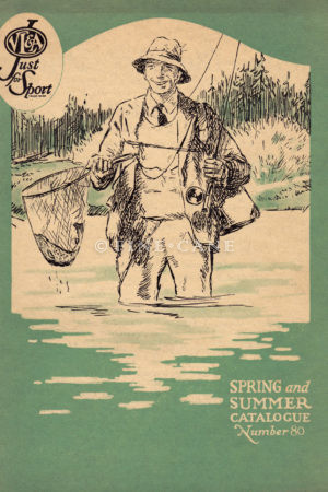 1932 VL&A Catalog Cover