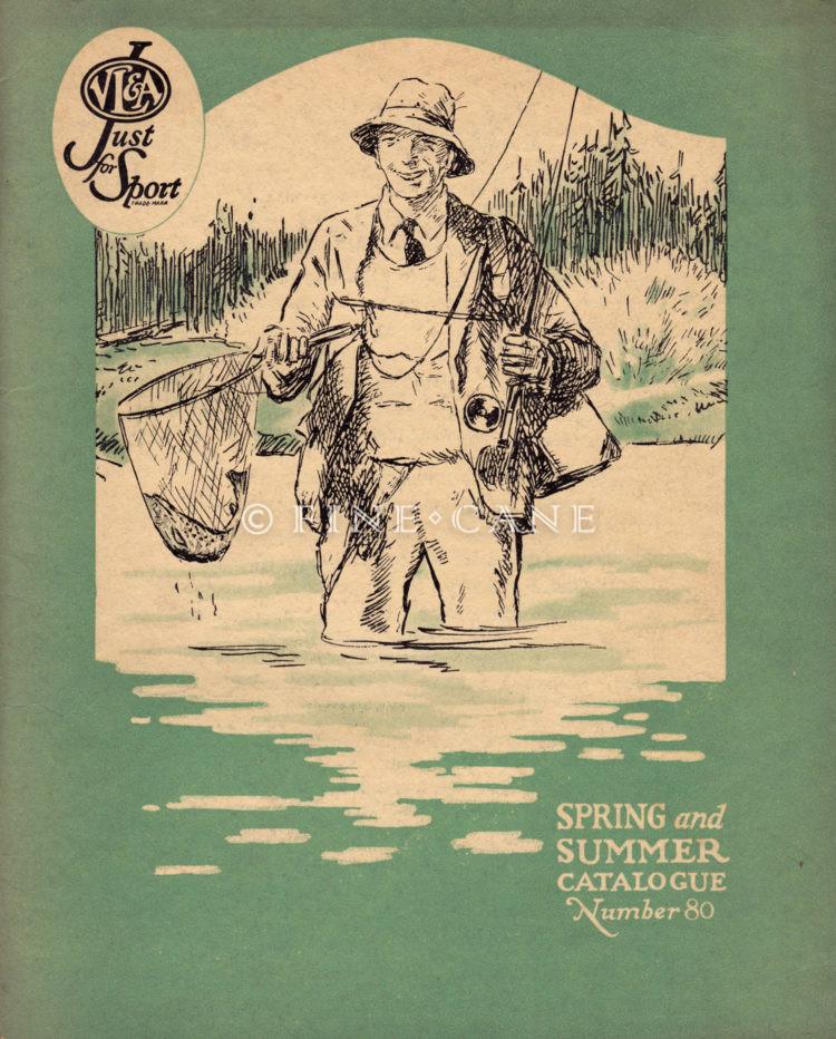 1932 VL&A Catalog Cover