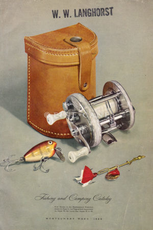 1949 Montgomery Ward Catalog Cover