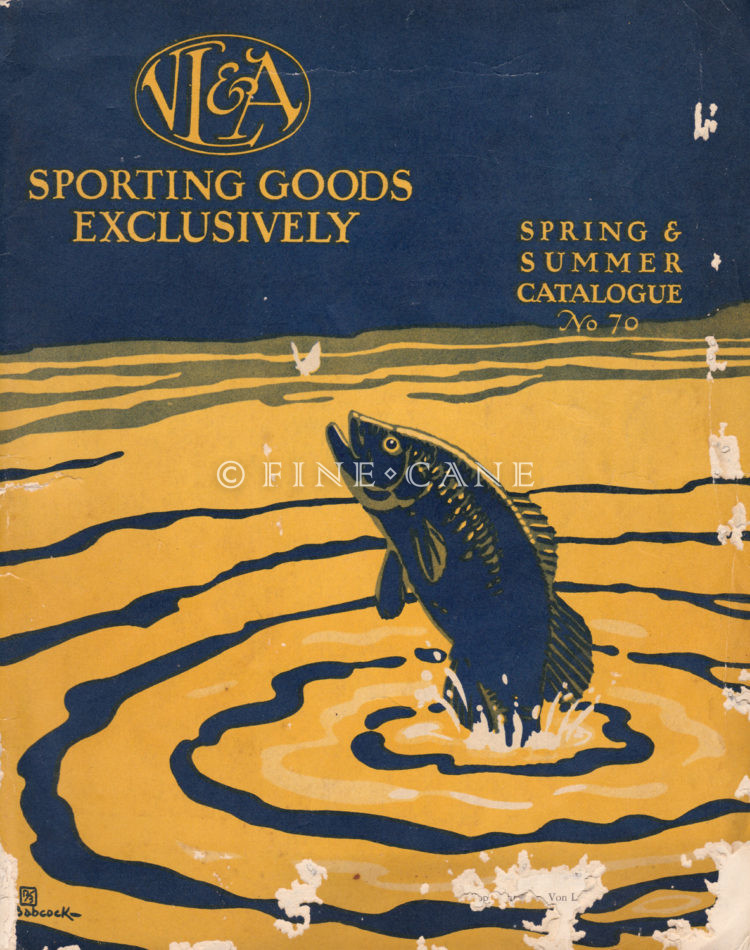 1927 VL&A Catalog Cover